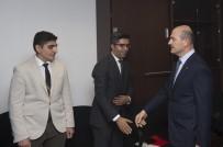 ABDULLAH AYAZ - İstanbul İl Göç Müdürlüğü Değerlendirme Toplantısı Bakan Soylu'nun Katılımıyla Gerçekleştirildi