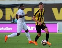 UMUT KAYA - İstanbulspor Açıklaması 1 - Adanaspor Açıklaması 1