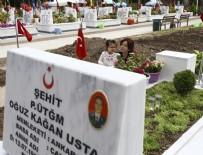 Zeytin Dalı Harekatı - Katilleri yakalanan eşinin kabrini ziyaret etti