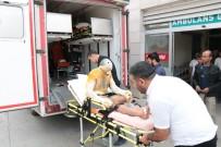 Kırşehir'de Tuz Ocağında Patlama Açıklaması 3 Yaralı