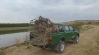 Kızılırmak Avcıların Bıraktığı Ağlardan Temizlendi