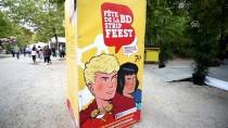 KUVEYT TÜRK - 'Kuşların Şarkısı' Brüksel Çizgi Roman Festivali'nde