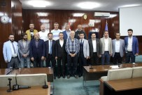 GENÇLİK VE SPOR İL MÜDÜRÜ - Kütahyaspor'da Yeni Yönetim Heyecanı