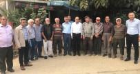KAHVEHANE - Milletvekili Fikri Işık, Kandıra'da Vatandaşlarla Bir Araya Geldi