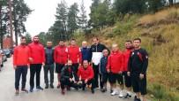 OLIMPIYAT - Milli Grekoromenciler Dünya Şampiyonası'na Hazırlanıyor