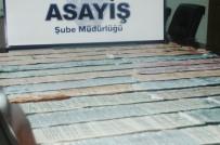 ÇEYREK ALTIN - Milyonluk Vurgun Yapan Dolandırıcılar Yakayı Ele Verdi