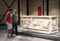 MOZAİK MÜZESİ - Orta Doğu Ve Türkiye'nin En Büyük Müzesi 1,5 Yılda 100 Binin Üzerinde Kişiyi Ağırladı