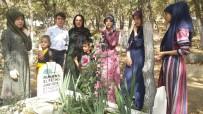 BEŞEVLER - PKK'lı Teröristler Tarafından Öldürülen Budak'ı Sevenleri Unutmadı