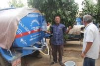 İÇME SUYU - Şanlıurfa'da Köylülerin Su Çilesi