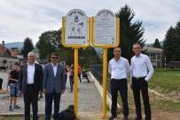 NIHAT ÖZTÜRK - Şehzadeler'den Bosna Hersek'e 'Aktif Çocuk Parkı'