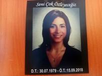 SİLAHLI SALDIRI - Silahlı Saldırı Sonucu Öldürülen Aslı Çağatay Son Yolculuğuna Uğurlandı