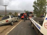 Simav-Emet Karayolu'nun 4. Kilometresindeki Köprü Kazalara Davetiye Çıkartıyor