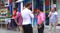 MECIDIYEKÖY - Şişli'de Güpegündüz Silahlı Döviz Bürosu Soygunu