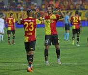 ASAMOAH GYAN - Spor Toto Süper Lig Açıklaması Göztepe Açıklaması 2 - Kayserispor Açıklaması 0 (İlk Yarı)