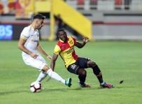 TIAGO - Spor Toto Süper Lig Açıklaması Göztepe Açıklaması 2 - Kayserispor Açıklaması 0 (Maç Sonucu)