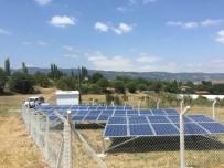 ELEKTRİK ENERJİSİ - Su Depolarının Elektriği Güneş Panellerinden