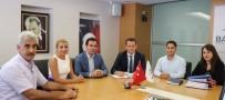 BATı KARADENIZ - 'Tarihi Çarşılarımız Gün Yüzüne Çıkıyor' Projesi İmzalandı