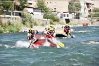 Türkiye Rafting Şampiyonasında İkinci Gün