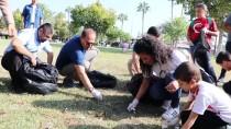 SEYHAN NEHRİ - Türkmen Çocuklardan Şehitler İçin Fidan Dikimi