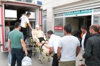 Tuz Ocağında Patlama Açıklaması 3 Yaralı