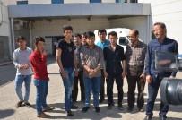 İŞ GÜVENLİĞİ UZMANI - Vinç Kazasında Ölen Afgan Uyruklu 3 İşçinin Arkadaşları Cenazeleri Memleketlerine Gönderilebilmesi İçin Yardım Bekliyor