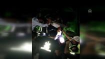 Adana'da Trafik Kazası Açıklaması 2 Yaralı