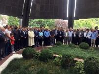 AHMET MISBAH DEMIRCAN - Adnan Menderes İdam Edilişinin 57'İnci Yılında Kabri Başında Anıldı
