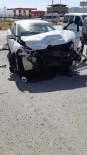 Ağrı'da Kaza Açıklaması 2 Yaralı
