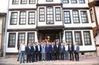 YUSUF ZIYA YıLMAZ - AK Parti Yerel Yönetimler Başkan Yardımcısı Yılmaz, Kastamonu'yu Ziyaret Etti