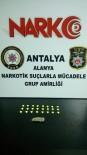 Alanya'da Uyuşturucu Operasyonu Açıklaması 2 Gözaltı