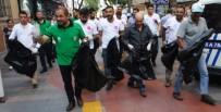 KıNA GECESI - Alaşehir Belediyesinden Çöp Toplama Etkinliği