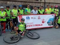 Ankara'da Sepsis İçin Pedal Çevirdiler