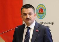 Bakan Pakdemirli Açıklaması 'Döviz Baskısına Karşı Tarımsal İhracatımızı Artırmalıyız'