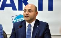 SİLAHLI SALDIRI - Başkan Ali Çetinbaş Açıklaması Gözdağı Verme Amaçlı Saldırı Bizi Hizmet Etme Sevdamızdan Alıkoyamayacaktır'