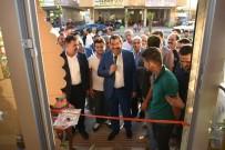 Başkan Atilla, İş Yeri Açılışı Yaptı