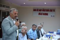 İSMAİL TAMER - Başkan Çelik, Kayseri Cem Evi'nde Muharrem Orucu İftarına Katıldı