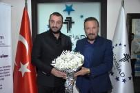 İŞADAMLARI - Başkan Doğan, 'Güçlükleri Birlikte Göğüsleyip Aşacağız'