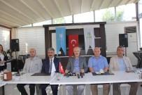 İŞ MAKİNASI - Başkan Kafaoğlu Yol Çalışmalarını Yerinde İzledi