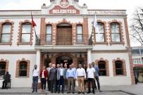 Başkan Sarıkurt Eski Meclis Üyeleri İle Bir Araya Geldi