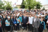 ŞAHINBEY BELEDIYESI - Başkan Tahmazoğlu, Yeni Eğitim Öğretim Yılını Kutladı