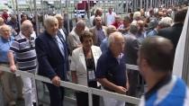 DİVAN KURULU - Beşiktaş'ta Olağanüstü Seçimli Genel Kurul Başladı