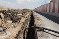İÇME SUYU - Bitlis'te Alt Yapı Çalışmaları Devam Ediyor