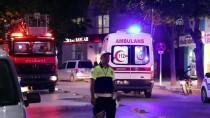 Burdur'da Trafik Kazası Açıklaması 1 Yaralı