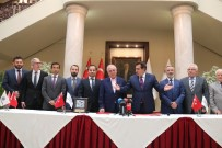 CELAL SÖNMEZ - Bursa'da Sağlığa Dev Yatırım