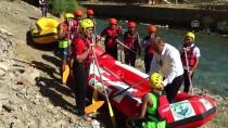 Çatak Çayı'nda Rafting Keyfi