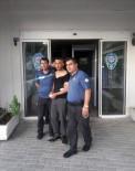 ALAADDIN KEYKUBAT - Cezaevinden Firar Eden Cinayet Hükümlüsü Alanya'da Yakalandı