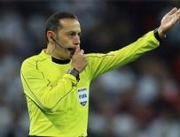 CÜNEYT ÇAKıR - Cüneyt Çakır, Liverpool - Paris Saint Germain maçında düdük çalacak
