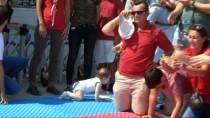 BEBEK - Emekleme Olimpiyatı'nda Bebekler Birinci Olmak İçin Yarıştı