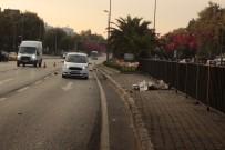 VATAN CADDESİ - Fatih'te Trafik Kazası Açıklaması 1 Ölü