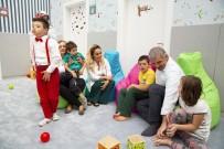 MIMARSINAN - Gönül Belediyeciliğini Slogan Olmaktan Çıkarıp Eyleme Dönüştüren Proje 'Engelsiz Çocuk Evi'